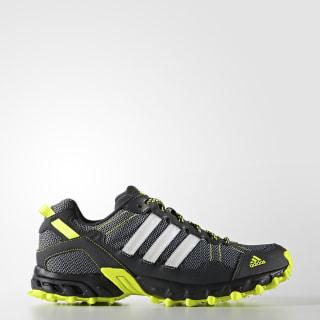 Rockadia Trail Shoes Grey / Cloud White / Solar Yellow BY1789