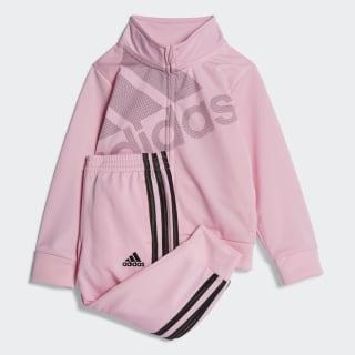 LOGO TRICOT JACKET SET True Pink CL1888