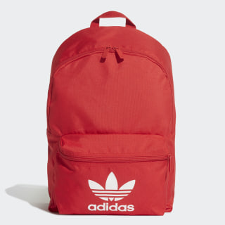 Adicolor Classic Backpack Lush Red FL9653