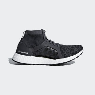 Ultraboost X All Terrain Shoes Carbon / Carbon / Core Black BY8925