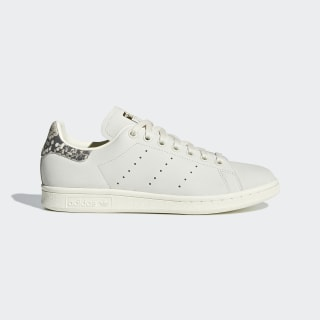 Кроссовки Stan Smith off white / off white / gold met. F34304