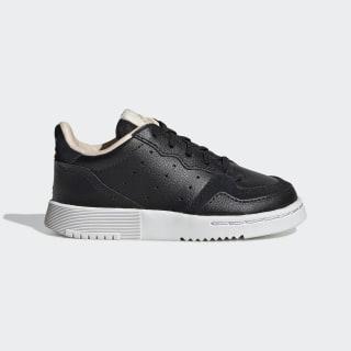Supercourt Shoes Core Black / Core Black / Crystal White EG0409
