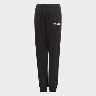 Pantalon de survêtement Kaval Black / Running White DV2378