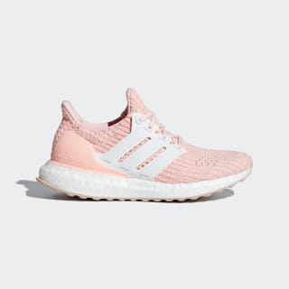 Ultraboost Shoes Clear Orange / Running White / Cloud White B43510