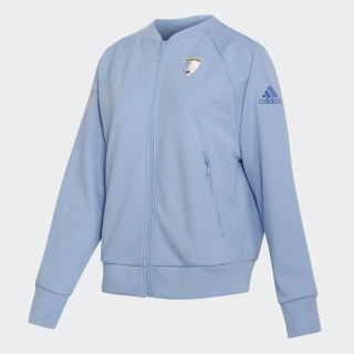 LEONAS ID JKT Ash Blue DP9171