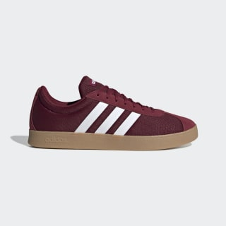 VL Court 2.0 Ayakkabı Collegiate Burgundy / Cloud White / Core Black EG3983