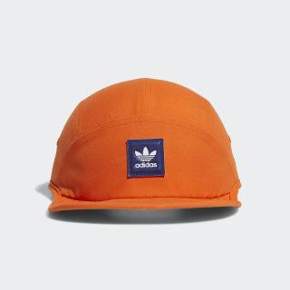 Boné de Cinco Painéis 3MC Orange / Black DU8284