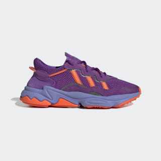 OZWEEGO Shoes Active Purple / Solar Orange / Chalk Purple EE5713