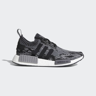 NMD_R1 Primeknit Shoes Grey Three/Core Black/Core Black BZ0223