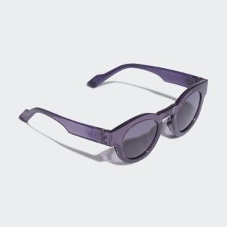 AOG005 Sunglasses Trace Purple / Trace Purple / Real Purple CK4139
