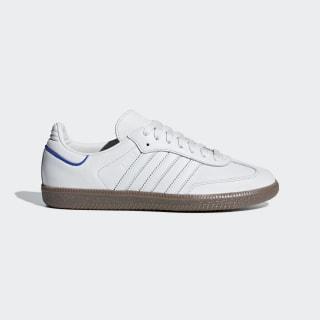Tenis Samba OG CRYSTAL WHITE/CRYSTAL WHITE/HI-RES BLUE S18 B44690