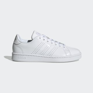 Advantage Shoes Cloud White / Matte Silver / Light Granite EE7494