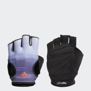 Guantes Climalite Training EASY CORAL S17/MATTE SILVER/BLACK BR6750