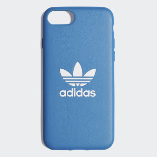 Basic Logo Case iPhone 8 Bluebird / White CK6158