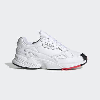 Falcon Shoes Cloud White / Cloud White / Core Black EE5308