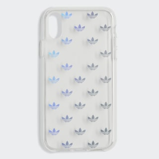Funda iPhone Clear 6,1 pulgadas Silver Metallic CL2326