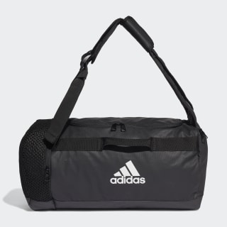 4ATHLTS ID Duffel Bag Small Black / Black / White FJ3920