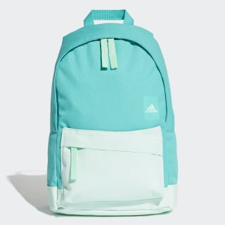 Adi Classic Backpack Extra Small Hi-Res Aqua / Clear Mint / Clear Mint DM5568