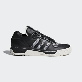 UA&SONS Rivalry Lo Shoes Core Black / Core Black / Chalk White B37112