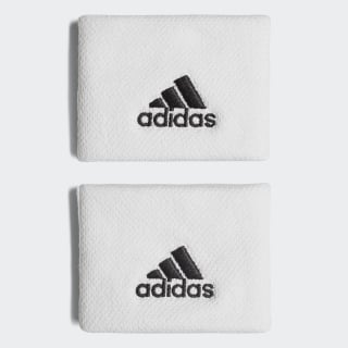 Tennis Wristband Small White/Black CF6279