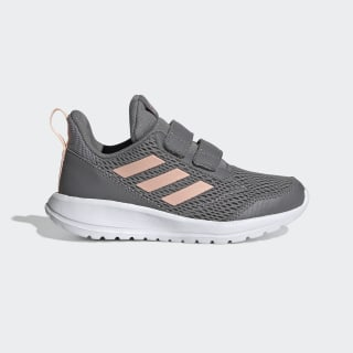 Chaussure AltaRun Grey Three / Glow Pink / Cloud White G27231