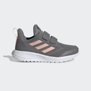 Кроссовки для бега AltaRun grey three f17 / glow pink / ftwr white G27231