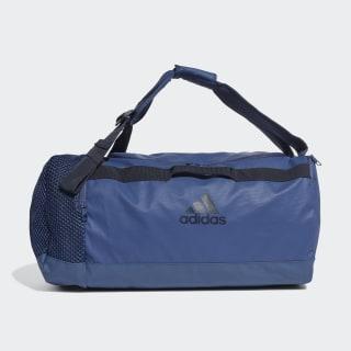 4ATHLTS ID Duffel Bag Medium Tech Indigo / Legend Ink / Legend Ink FJ3921