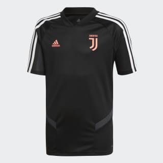 Juventus Training Jersey Black / White DX9130