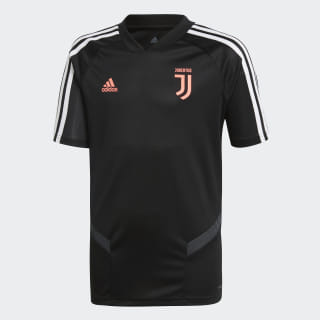 Juventus træningstrøje Black / White DX9130