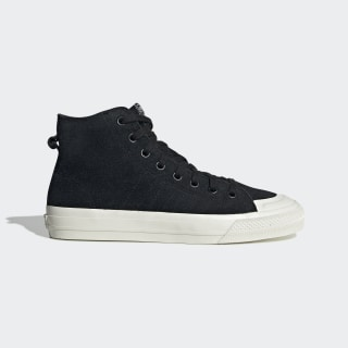 Nizza Hi RF Shoes Core Black / Core Black / Off White EE5611