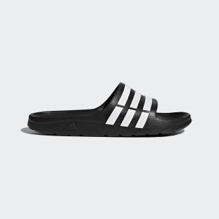 Duramo Slides Core Black / White / Core Black G15890