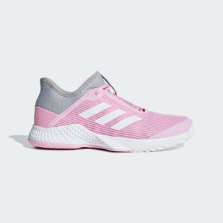 Adizero Club Shoes Pink /  Ftwr White  /  True Pink CG6363