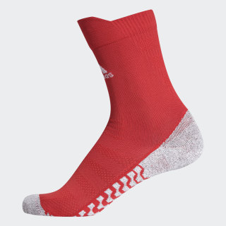 Носки Alphaskin Traxion Ultralight Red / Red / White CW9419