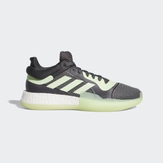 Marquee Boost Low Shoes Carbon / Glow Green / Grey G26214