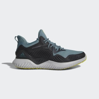 Alphabounce Beyond Shoes Carbon / Carbon / Raw Green AQ0580