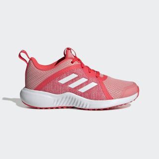FortaRun X Ayakkabı Glow Pink / Cloud White / Shock Red EF9716