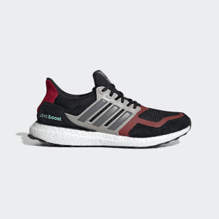 Ultraboost S&L Schuh Core Black / Grey Four / Power Red EF0724