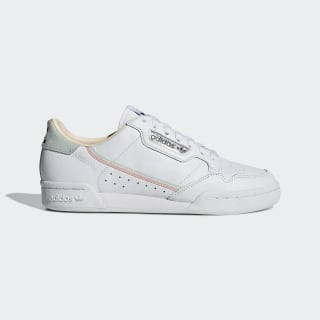 Continental 80 Shoes Cloud White / Ice Mint / Icey Pink EF3643