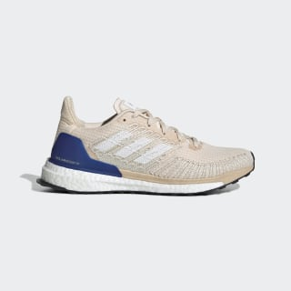 Chaussure Solarboost ST 19 Linen / Cloud White / Collegiate Royal F34087