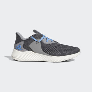 Zapatillas Alphabounce RC GREY THREE F17/real blue/GREY TWO F17 G28822
