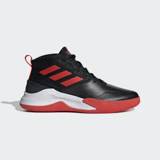Zapatillas OWNTHEGAME core black/active red/ftwr white EE9630