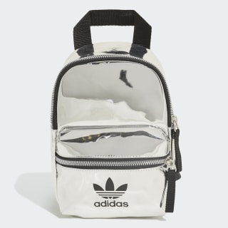 Mini Backpack Silver Metallic ED5884