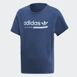 Camiseta KAVAL TEE Night Marine / Clear Sky DV2352