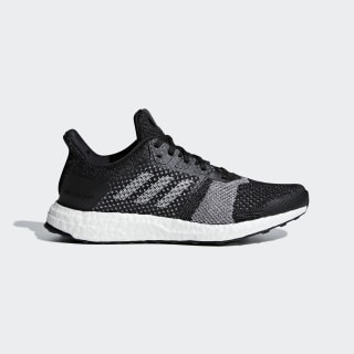 Ultraboost ST Shoes Core Black / Silver Metallic / Carbon BB6482