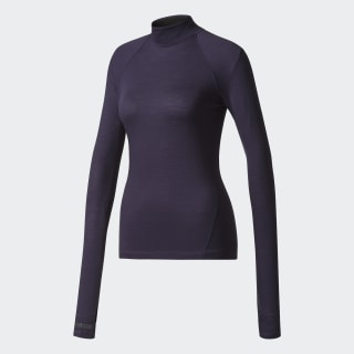 Playera Climaheat Turtleneck NOBLE INK F17 BQ7311