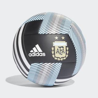 Balón Argentina BLACK/WHITE/CLEAR BLUE CD8505