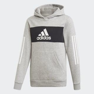 Sport ID Pullover Medium Grey Heather / Black / White ED6500