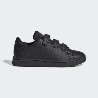 Advantage Shoes Core Black / Core Black / Grey Six EF0222
