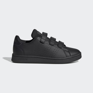 Sapatos Advantage Core Black / Core Black / Grey Six EF0222