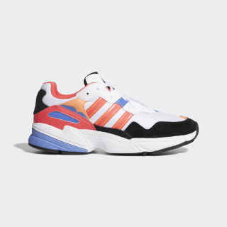 Yung-96 Shoes Raw White / Shock Red / Easy Orange EE4152